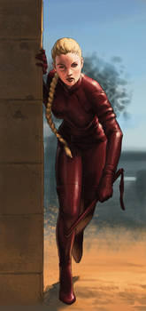 Mord Sith by Webcomicfan