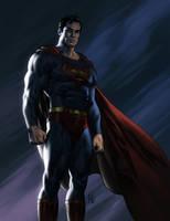 Man of Steel by Webcomicfan
