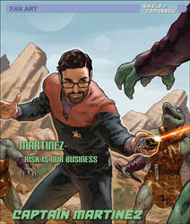 SoT Martinez by Webcomicfan