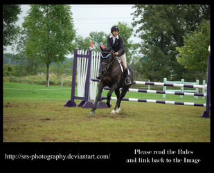 - Show Jumping 14 - :Stock: by SRS-Photography