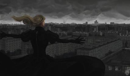 Escape by DismalDewberry