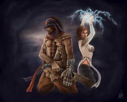 Prince of Persia by NightWish666