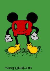 Mouse Pants by sampratot