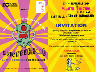 INVITATION by sampratot