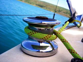 Sailing by MGiga