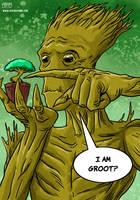 Groot by KhairulHisham