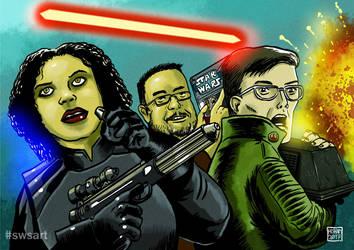 The Star Wars Show by KhairulHisham