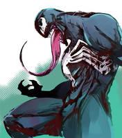 Venom by ikuyoan