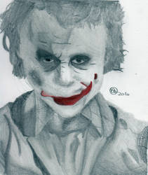 Why So Serious? by Lukis24