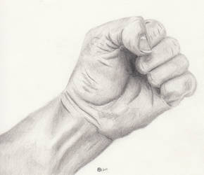 Fist by Lukis24