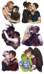 super gay by TheHobbyHorse