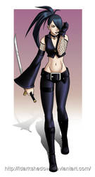 AILEEN S-KILL by DarkShadowArtworks