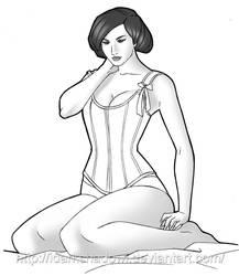 L'Anti Marilyn by DarkShadowArtworks