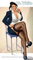 COMMISSION - Dr. White by DarkShadowArtworks