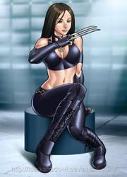 X-23 (Laura Kinney) by DarkShadowArtworks