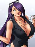 DS Violet by DarkShadowArtworks