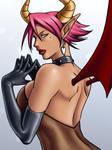 DS Evangeline by DarkShadowArtworks