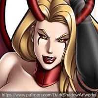 PATREON - Scarletia by DarkShadowArtworks
