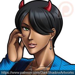 PATREON - Angel by DarkShadowArtworks
