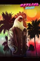 Hotline Miami - Richard by DeadWarrior89