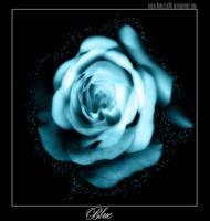 Blue by burlesk101