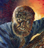 Wolfman by kimdemulder