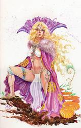 Fantasy Girl by kimdemulder