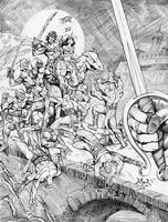 John Carter of Mars by kimdemulder
