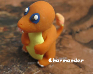 4. Charmander by MumbletotheSky