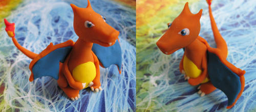 6. Charizard by MumbletotheSky
