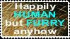 Furry Stamp by Quarkulator