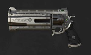 Ruger Super Warhawk by Nightghaunt