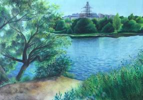 Landscape park by LazyDasha