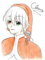 Art trade - Claus by Piikosama143