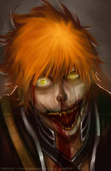 Ichigo_Zombified by ArtofLariz