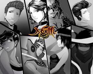 The Council of MYTH by ArtofLariz