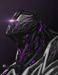 Venom Biomech by ArtofLariz
