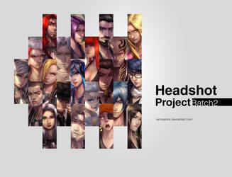 Headshot Project Batch 2 by ArtofLariz