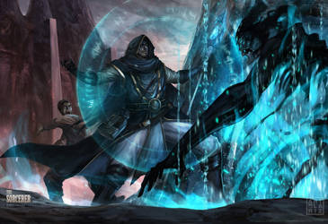 The Sorcerer by ArtofLariz