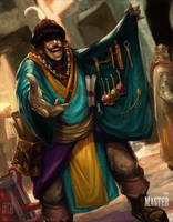 The Master by ArtofLariz