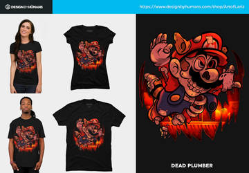 Dead Plumber by ArtofLariz