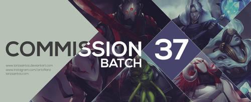 Commission Batch 37 by ArtofLariz