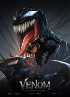 Battle of Symbiote by ArtofLariz