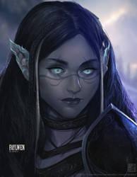 Faylwen Headshot by ArtofLariz