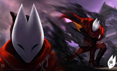 The Fox by ArtofLariz