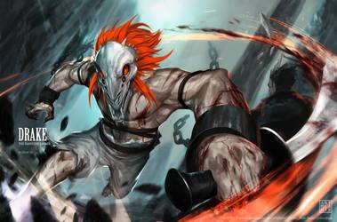 Drake_Man-Beast Unleashed by ArtofLariz
