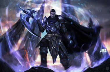 Jack Starling Hex-Blade by ArtofLariz