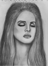 Lana Del Rey by Rain075