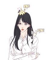 Sumin Seong Manhwa WDTFS by MariNightmare
