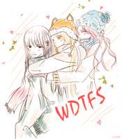 WDTFS Happy Ending by MariNightmare